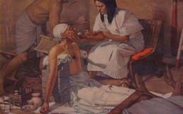 Ngạc nhiên 5 phát minh tuyệt vời của người Ai Cập cổ