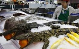 Những thứ quái đản chỉ có thể tìm thấy trong siêu thị Trung Quốc