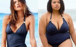 Bikini của thiên thần Victoria's Secret: Trên tạp chí và sự thật ngoài đời