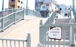 """Cầu """"2 trong 1"""" ở kênh Tân Hóa – Lò Gốm"""