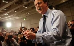 Ông Cameron trên đường tái đắc cử thủ tướng Anh