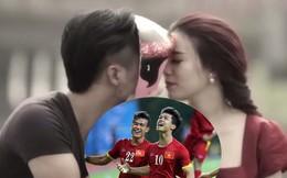 """Cặp đôi chuyên đóng """"cảnh nóng"""" nhắc khéo Công Phượng, U23 VN"""