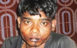Kinh hoàng nghi lễ cắt lưỡi hiến tế thần linh của người Ấn Độ