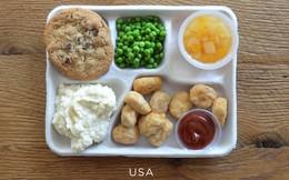 Khám phá bữa trưa của học sinh trên thế giới