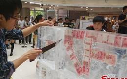 Lại thêm chiêu PR quái lạ ở Trung Quốc