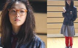 Hết hồn với tạo hình xấu xí của sao nữ trên màn ảnh Hàn