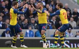 Brighton 2–3 Arsenal: Không có bất ngờ