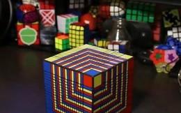 Chinh phục khối Rubik khó nhất thế giới