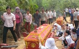 Thảm sát ở Yên Bái: Tang thương đám tang 3 cỗ quan tài