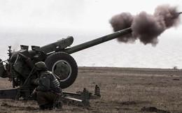 Ukraine: Quân chính phủ đấu pháo với phe ly khai