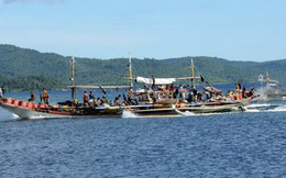 Philippines phản ứng việc Trung Quốc bắn tàu cá tại Biển Đông