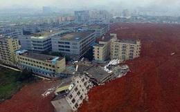 Lở đất kinh hoàng chôn 33 toà nhà, 91 người: Tội do con người