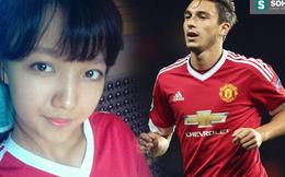 Cô gái Việt được người Man United để ý giờ ra sao?