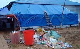 Cao tốc Nội Bài-Lào Cai: Khách bịt mũi đi vệ sinh trạm dừng chân