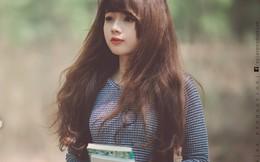 Hot girl ảnh thẻ xinh lung linh phủ nhận phẫu thuật thẩm mỹ