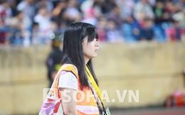 Nữ phóng viên Nhật thẫn thờ vì HAGL