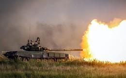 24h qua ảnh: Xe tăng chiến đấu T-72B3 của Nga phô diễn hỏa lực