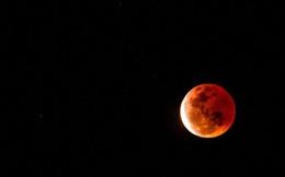 """Toàn cảnh """"Mặt trăng máu"""" ngắn nhất thế kỷ 21"""