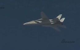 Chiến đấu cơ Iran hộ tống máy bay Nga oanh tạc IS
