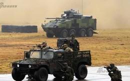 Đài Loan khoe vũ khí nội địa trong tập trận