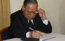 """Nguyên Thủ tướng Phan Văn Khải: """"Xin vĩnh biệt chú Nguyễn Bá Thanh..."""""""