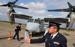 """""""Máy bay Osprey có thể kích động xung đột vũ trang Trung-Nhật"""""""