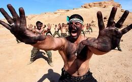24h qua ảnh: Chiến binh Iraq rèn luyện để chiến đấu với IS