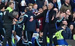29.7% kiểm soát bóng là toan tính của Mourinho?