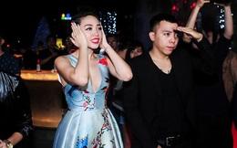 Tóc Tiên quyến rũ khi đứng bên bạn trai tin đồn