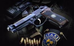 """Những """"ngôi sao"""" trong gia đình súng ngắn"""