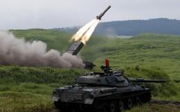 24h qua ảnh: Hệ thống rocket quét mìn bộ binh Nhật khai hỏa