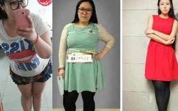 Cô gái giảm 35kg trong 2 tháng để 'trả thù' người yêu đi lấy vợ