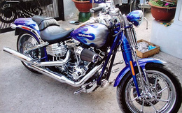 Truy tìm chiếc môtô Harley Davison trị giá 60.000USD