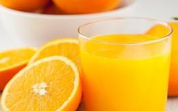 """Vì sao uống nước cam mỗi ngày, bệnh tật sẽ không còn """"hỏi thăm""""?"""
