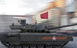 """Mỹ có cần lo sợ tăng Armata """"chỉ mang tính trình diễn"""" của Nga?"""