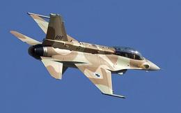 Israel trang bị siêu bom cho phi đội F-16