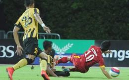 U23 Việt Nam bất ngờ đẩy Thái Lan vào thế khó