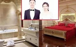 Đám cưới xa hoa của con trai gia đình có căn nhà 300 tỷ