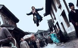 Môn khinh công lợi hại nhất phim truyện Kim Dung