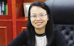 Bà Chu Thị Thanh Hà thôi giữ chức Phó Tổng giám đốc FPT