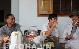 Bố Công Phượng hẹn con ở Nghệ An