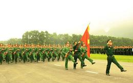 Tập huấn diễu binh, diễu hành Kỷ niệm Cách mạng Tháng 8 và Quốc khánh 2-9