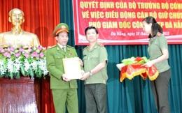 Phó hiệu trưởng làm phó giám đốc Công an TP Đà Nẵng