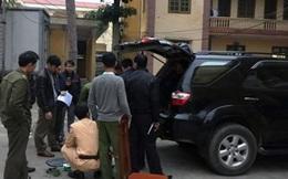 Điều tra tài xế Sở GTVT Nghệ An lái xe công cưỡng đoạt tài sản