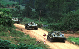 Chiến đấu như đặc công, lính tăng Việt Nam lập kỳ tích