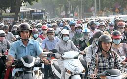 Tơi tả vượt thoát đường Nguyễn Kiệm