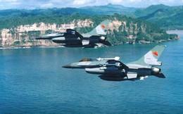 Mua gấp tiêm kích F-16 Mỹ vì tình hình Biển Đông