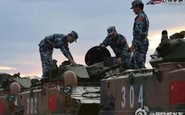Trung Quốc đem khí tài quân sự nào đến Nga thi đấu?