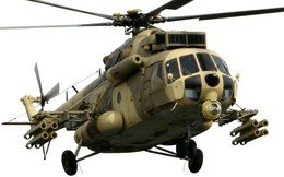 Trực thăng Mi-171Sh - Sát thủ diệt tăng mới của Việt Nam?