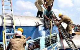 Ấn Độ: Tàu trật bánh, ít nhất 11 người thiệt mạng